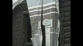 «Горящие точки»  В Иркутской области более двухсот заброшенных зданий, которые могут вспыхнуть в люб