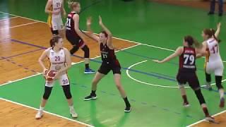 """Баскетболистки """"Нефтяника"""" сыграли два домашних матча с клубом """"Спарта энд К"""" - 2"""