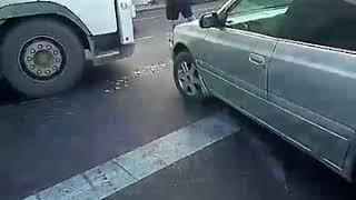 ДТП с фурой в Улан-Удэ