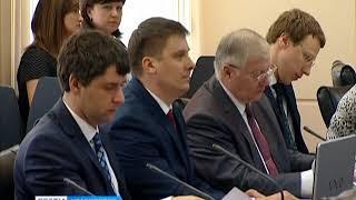 Состоялось первое заседание правительства края под руководством Юрия Лапшина