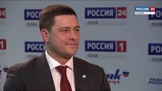 Вести-24.Интервью Михаил Ведерников 30.11.2018