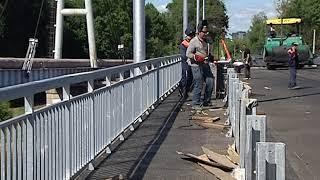 В Ярославле завершается ремонт моста через Которосль