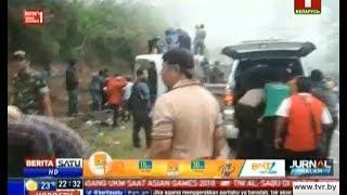 Крупное ДТП с автобусом в Индонезии: не менее 27 человек погибли