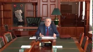 Отставка А Г Тулеева и назначение ВРИО Губернатора Кемеровской области