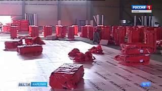 Еще один бассейн и крытый ледовый каток откроются в Петрозаводске в ноябре