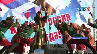 Дьокуускай олохтоохторо «КрымФест» фестивалга муһуннулар
