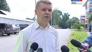 В Кирове приняли ремонт улицы Урицкого (ГТРК Вятка)