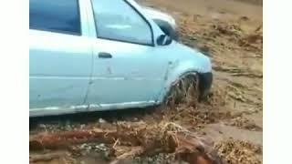 На Ставрополье дожди размыли железную дорогу