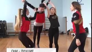 Белгородцы одержали победу на Чемпионате России по чир-спорту