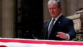 Реквиему по президенту: Америка прощается с Джорджем Бушем-ст.…