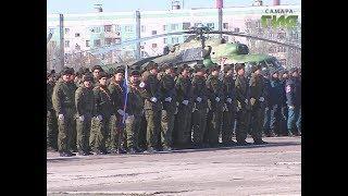 В Самаре начинают подготовку к Параду 9-го мая