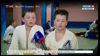 """""""Мастер-класс по бразильскому джиу-джитсу в Астрахани"""""""