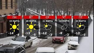 Прогноз погоды. Приход астрономической весны