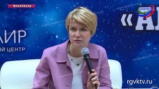 Руководитель фонда «Талант и успех» ознакомилась с работой Центра для одаренных детей