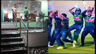 The Whole Incident of Bangladesh vs Sri lanka 2018 FIGHT