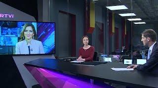 Cтена Трампа, задержание Савченко и связь России с утечкой данных из фэйсбука. Ньюзток RTVI