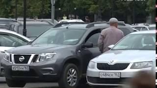 Рейд против нелегальных такси прошел в Самаре