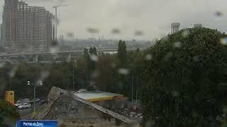 Ливни, град и сильный ветер: на Дону ожидается ухудшение погоды