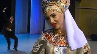 В Красноярске прошел спектакль по картинам Сурикова