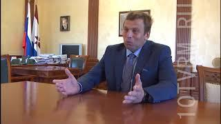 Встреча Владимира Волкова и Александра Егорова.