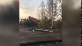 Мусор везут грузовиками: в Ярославле обнаружили незаконную свалку