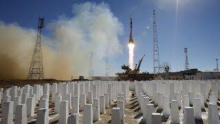 Почему ракета «Союз» не смогла доставить космонавтов на МКС? / Ньюзток RTVI