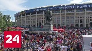 Москва заработала на футбольных болельщиках 15 миллиардов рублей - Россия 24