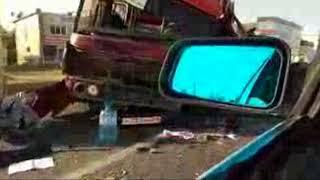 Смертельное ДТП в Адыгее на Яблоновском мосту