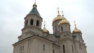 В селе Александровском местные жители своими силами возвели церковь.