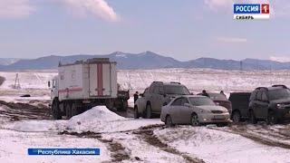 В регионах Сибири подсчитывают ущерб от паводка