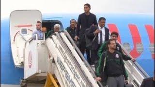 Сборная Мексики прибыла в Москву - Россия 24
