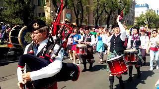 Амурске волны Хабаровск фестиваль военных оркестров марш-парад 27 мая 2018