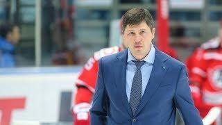 ХК «Югра» поменял генерального менеджера