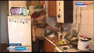 Жители одного из домов города Звенигово жалуются на многолетнее отсутствие воды - Вести Марий Эл