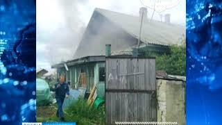 В Ачинске в жилом доме взорвался газовый баллон