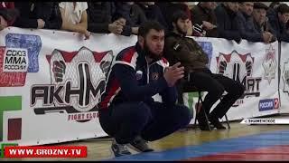 В Надтеречном районе прошел турнир по ММА