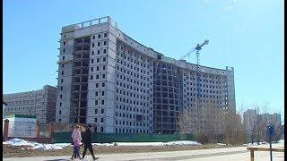 Новая больница Нижневартовска начнёт принимать пациентов в 2020 году