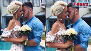 Марина Африкантова и Роман Капаклы сыграли свадьбу на Сейшелах | StarHit.ru