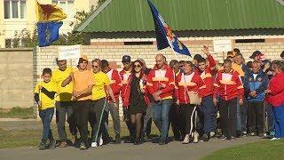В Среднеахтубинском районе прошли сельские спортивные игры