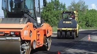 В Новоалтайске начали ремонтировать проблемную улицу Деповскую