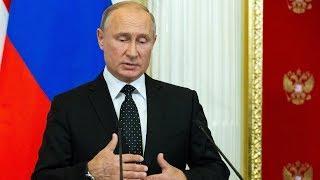 Цепь трагических обстоятельств по Путину | Вечер | 18.09.18
