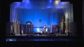 Театр из Татарстана представил в Уфе спектакли «Гроза» и «Дьявол»