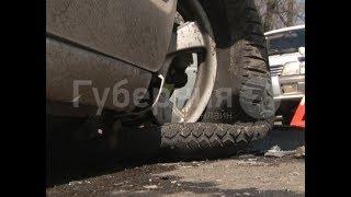 ДТП в Хабаровске помогло убрать с дороги водителя, лишенного прав. MestoproTV