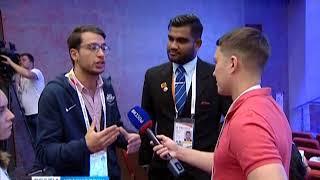 В Красноярске открылся форум ФИСУ