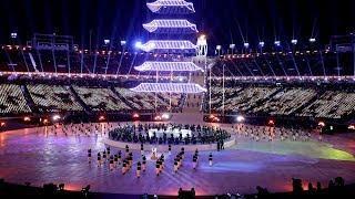 Как встретили российских олимпийцев в Москве