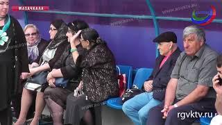 В Махачкале турнир по бамперболу посвятили памяти Фазу Алиевой
