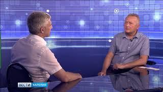 """""""Вести-Карелия. События недели"""". Эфир от 29 июля 2018 г."""