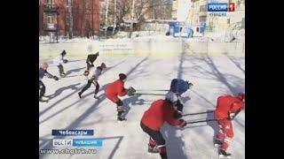 В Чебоксарах появилась женская хоккейная команда