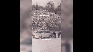 Юный житель Башкирии угнал «Лексус» и устроил зрелищную погоню от полиции