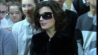 Певица Диана Гурцкая посетила Ярославскую область